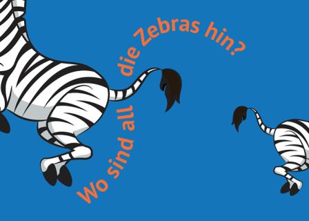 Wo sind all die Zebrastreifen hin?