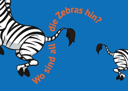 Wo sind all die Zebras hin